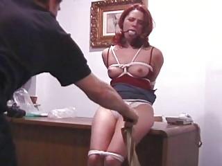 Torture for hawt captive