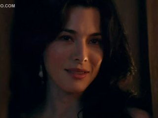 Jaime Murray In Hot Roman Threesome With Lucy Lawless
