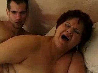 Fat Granny Anal