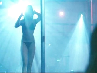 Stunning Latina Beauty Elizabeth Cervantes Performs a Sexy Striptease