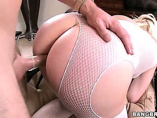 Three Massive Asses Getting Pounded Hardcore