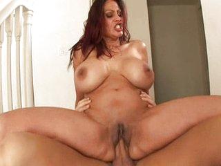 Big titty MILF - Ava Lauren