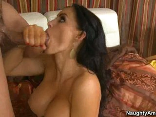 Jenna Presley let a hot spunk release in her mouth