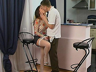 Shenythia&Oscar nasty nylon action