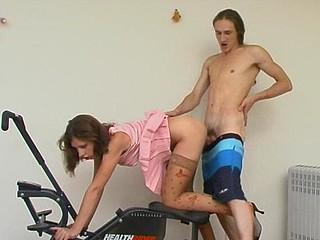 Sophia&Marcus amazing nylon action