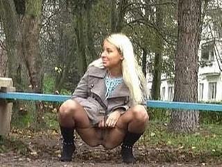 Autumn void urine movie