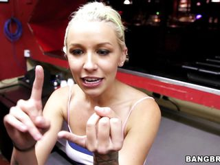 blondie boom is a naughty young girl