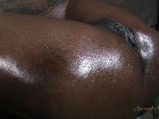 black sweaty milf dominated and fucked