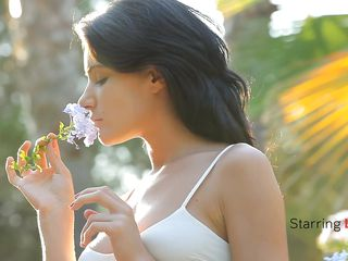 from smelling flowers to sucking cock