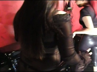 Freaky gear for bdsm lovin lesbians skyler and jasmine jade