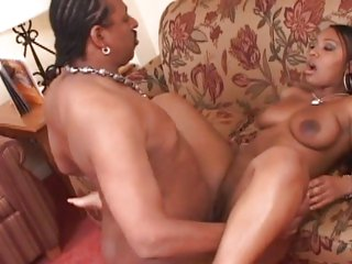Lexi Williams gets her tits glazed in hot cock syrup
